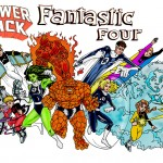 Fantastic Four & Power Pack