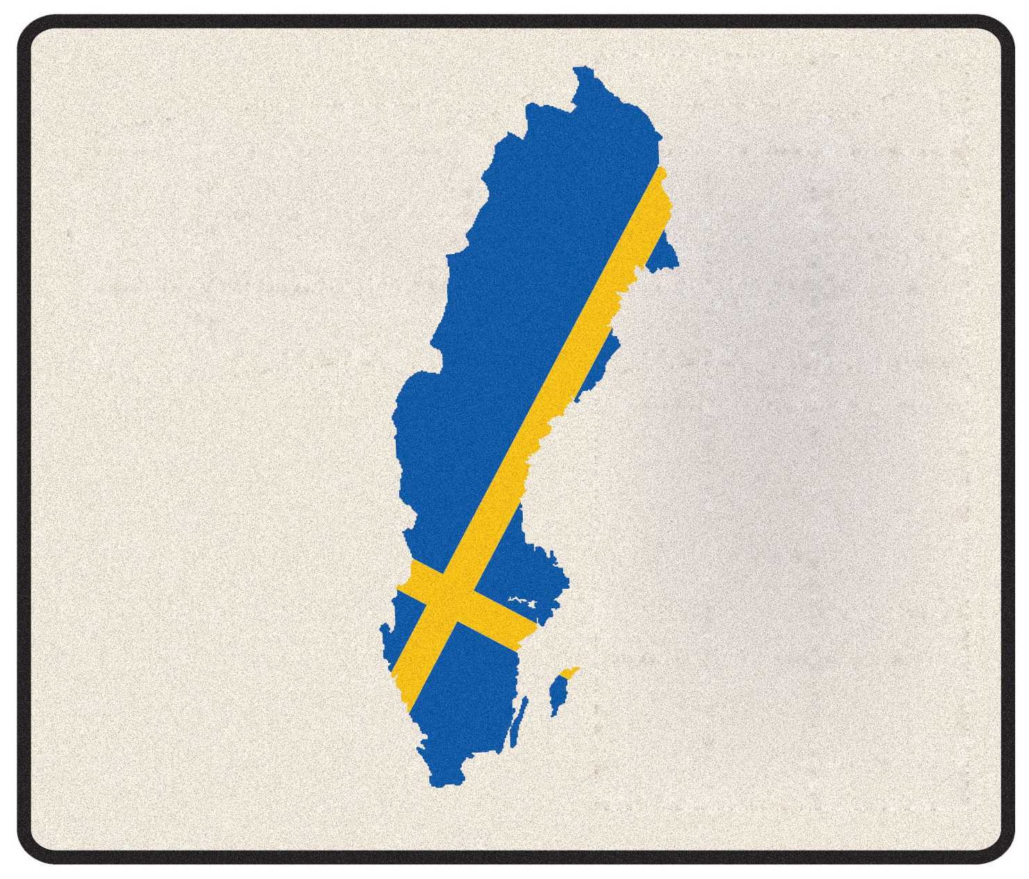 Hello Sweden - Map