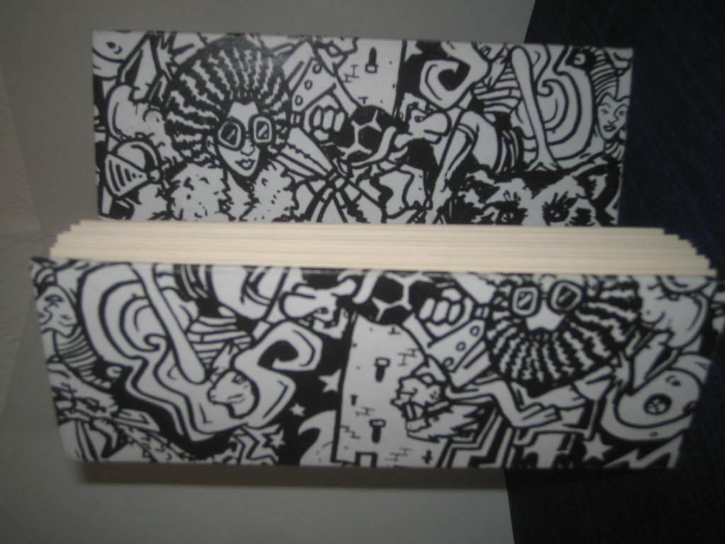 Double-Spine Cover