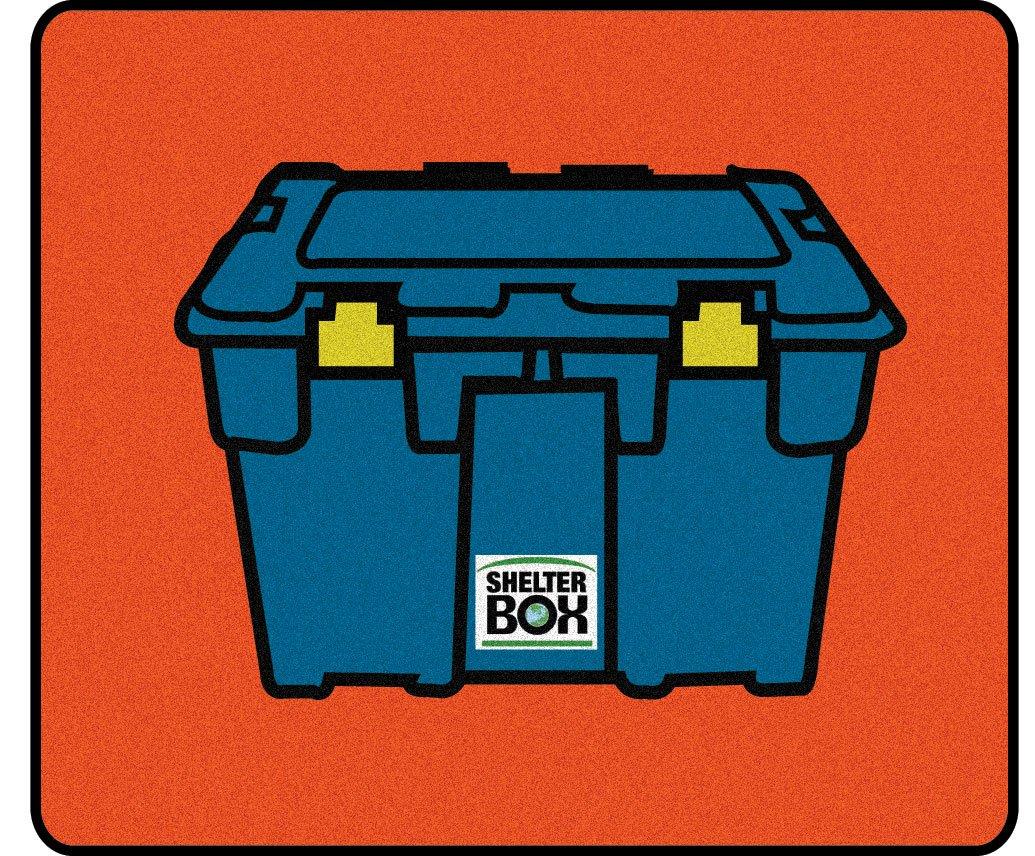 Make A Change - Shelter Box