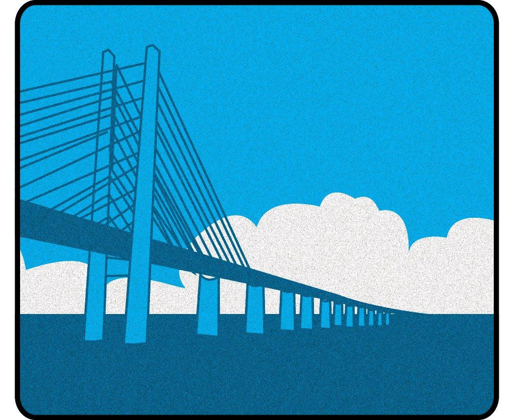 Scouting Skills - Oresund Bridge