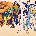 A is for Alpha Flight