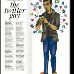 Illustration #3 Twitter Gay