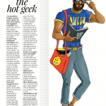 Illustration #10 Hot Geek