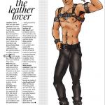 Illustration #16 Leather Lover