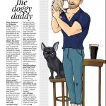 Illustration #15 Doggy Daddy
