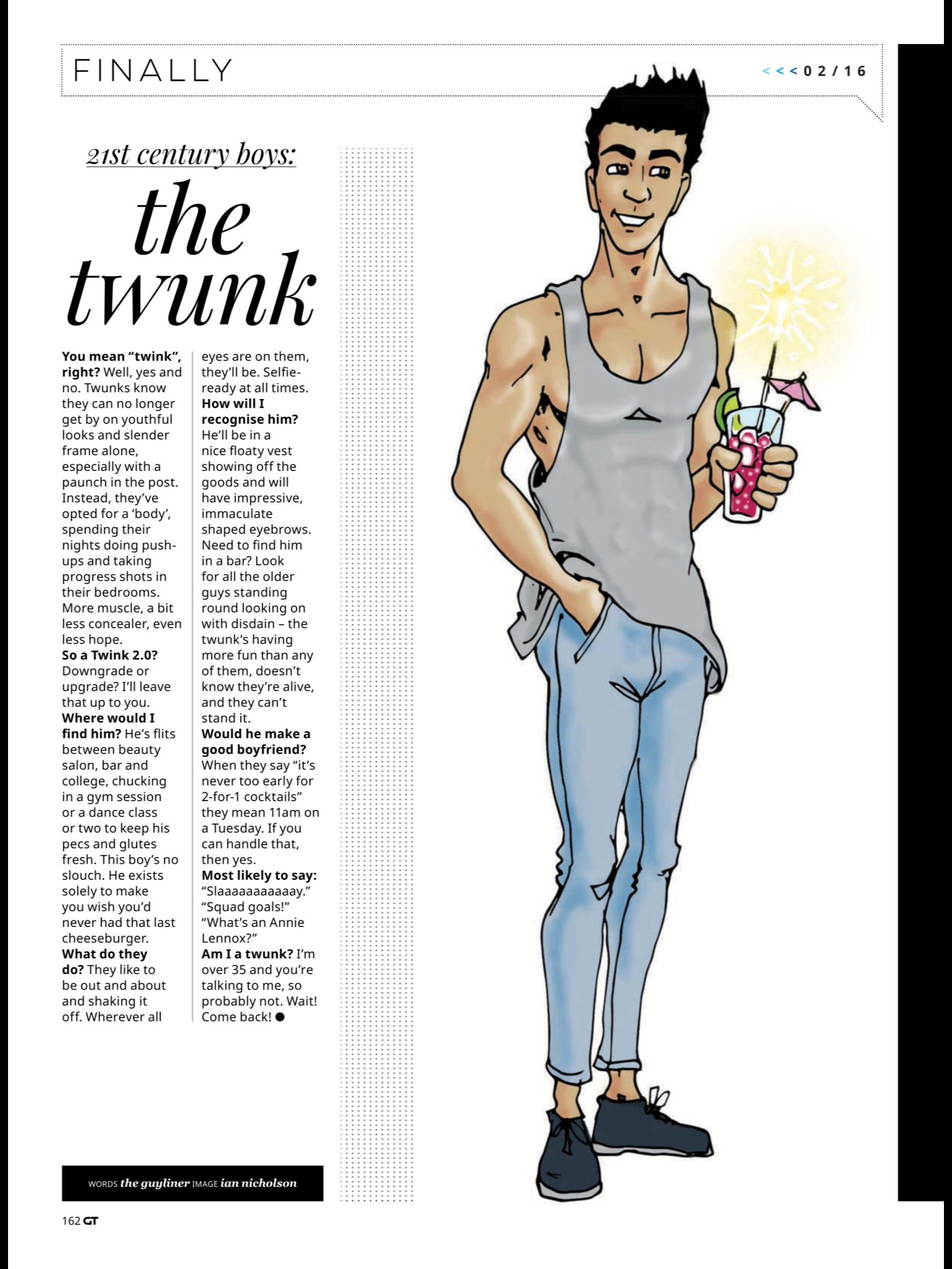 Illustration #4 The Twunk